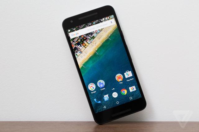 美版Nexus 5X大降价 裸机最低仅售240美刀