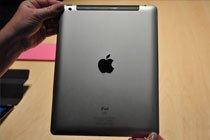 新iPad背面设计