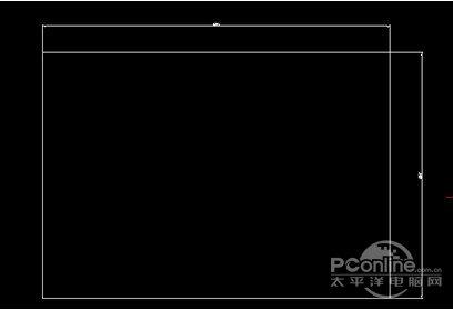 浩辰CAD2012CAD教程之沙发专用图框制作欧式企业cad图图片