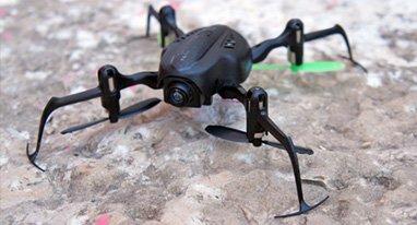 第一人称视角无人机:最接近鸟类的飞行感受