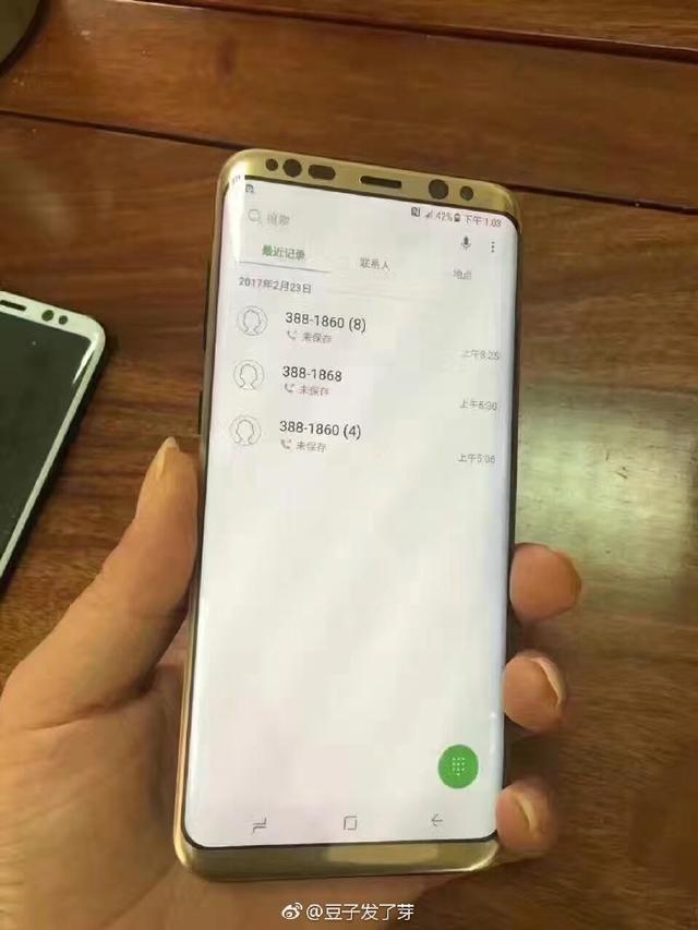 三星S8还有大招?1000fps慢动作视频挑衅索尼