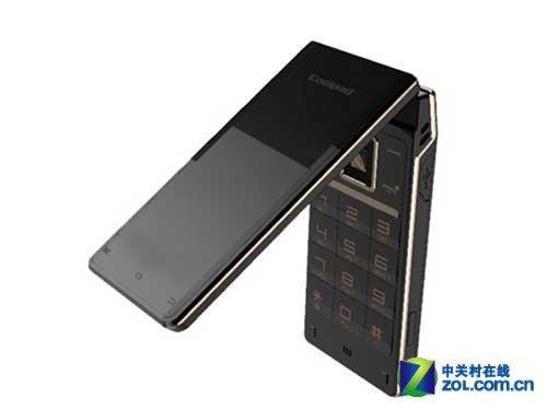 双屏折叠 WCDMA+GSM新旗舰酷派7500赏