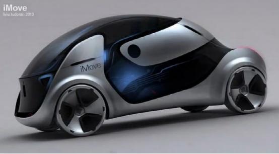 日内瓦车展汽车厂商将苹果看成未来竞争对手