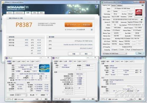 以一敌二!GTX660Ti单挑HD5850 CF!