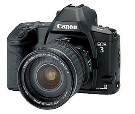 传佳能正在测试4700万像素全画幅相机