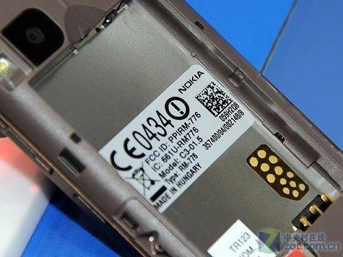 神秘亮相 1GHz处理器诺基亚X3-02.5曝光