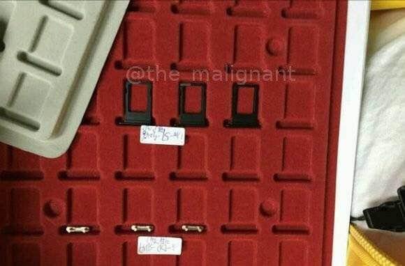 iPhone 7背盖谍照曝光 可能双卡用户要失望了