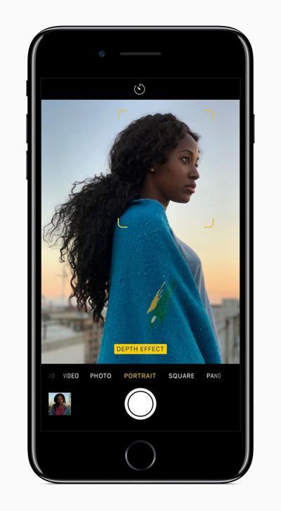 苹果推送iOS 10.1 iPhone 7 Plus用户赶紧升级
