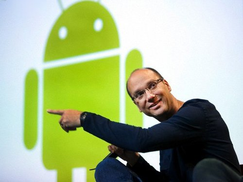 Android之父爆料:Android最初为相机而生