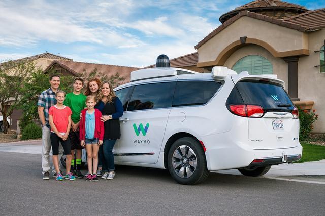自动驾驶小客车在美免费试运营