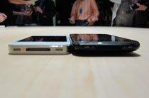 苹果iPhone 4更加纤薄