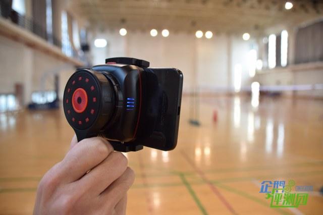 WEWOW X1稳定器体验 你要是去打篮球就带上它吧