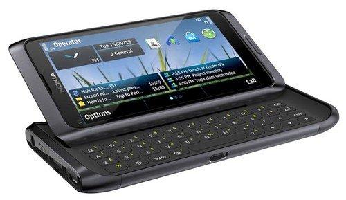 诺基亚或不再推出qwerty全键盘手机图片