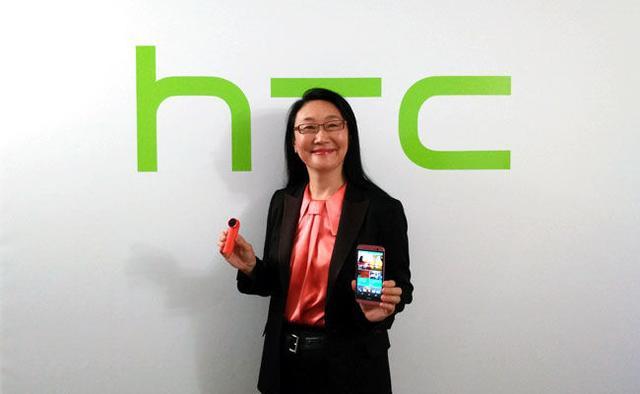 专访HTC王雪红:并未推翻UltraPixel童话