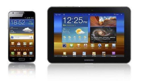 三星Galaxy Tab 8.9新平板支持4G网络