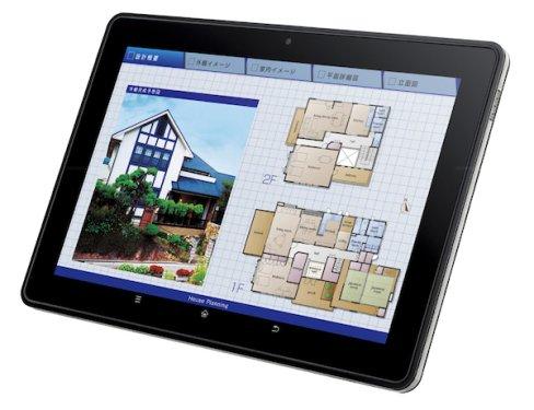 夏普推出NFC平板RW-T110 可识别优惠券