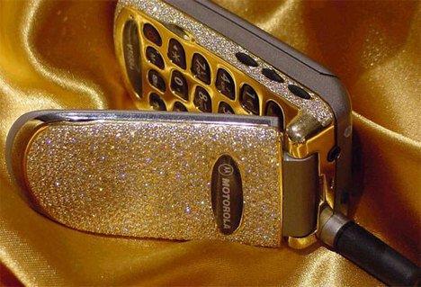 全球10大天价手机 黄金版iPhone上榜