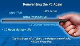 低压处理器功耗更低、性能更强