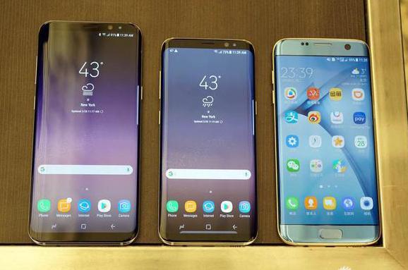 Galaxy S8还没开卖 三星已经开始研发S9了