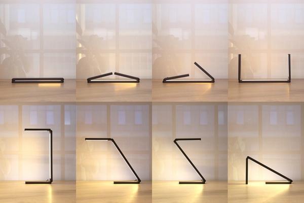 【潮向·智潮家】有些台灯已成精 你可能都找不到开关