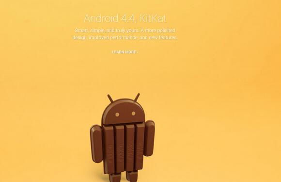 谷歌安卓系统:6年演变10次重大更新