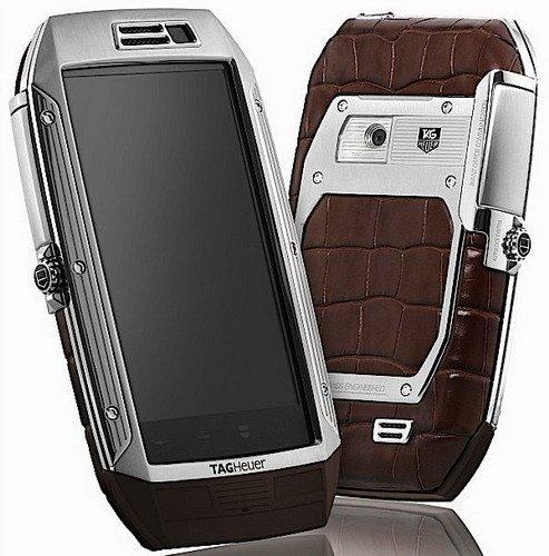 豪雅Android奢华手机登场 售4700欧元