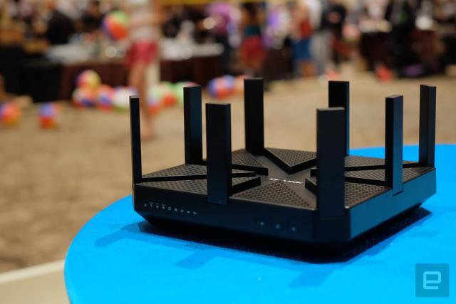 世界首款802.11ad路由亮相 速率高达7.2Gbps