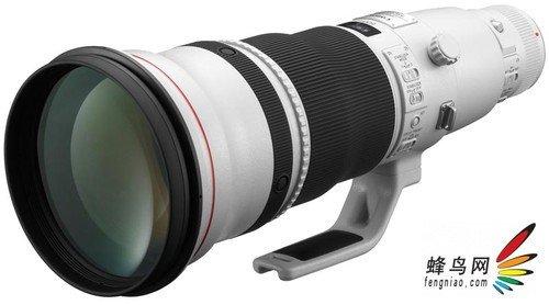 佳能宣布2款顶级定焦镜头新品即将开卖