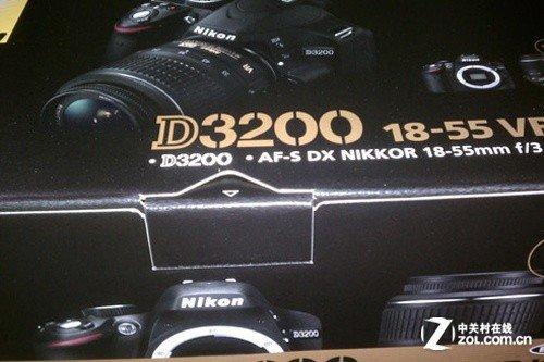 如期的低价格 尼康D3200美国低调开售