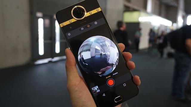 手机内置全景相机不稀奇 但是镶钻之后呢?