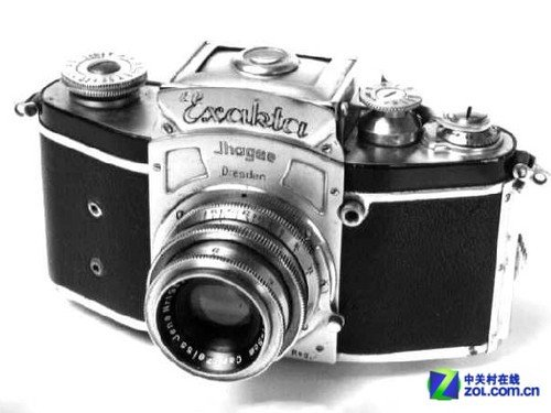 相机大百科 从结构告诉你单反是什么意思