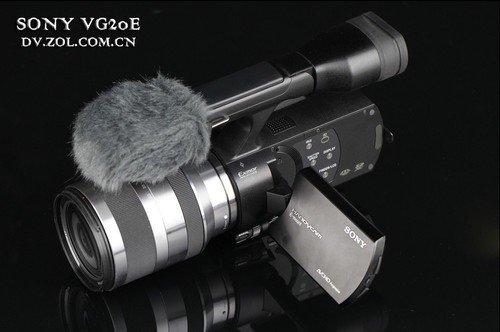 高画质1镜走天下 索尼摄像机VG20E降价