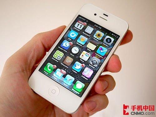 A5双核800万像素 港版iPhone 4S冰点价