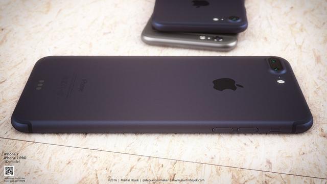 "iPhone 7触控Home键曝光 安卓""大白式""造型"