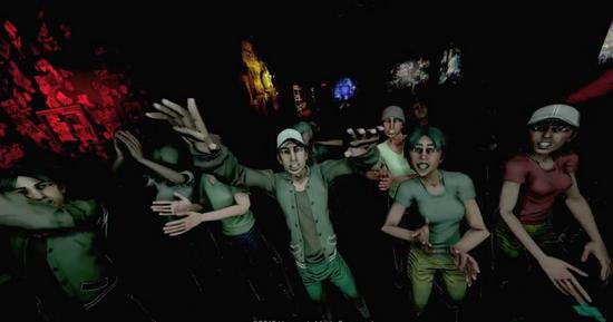 这十款虚拟现实游戏明年最值得期待