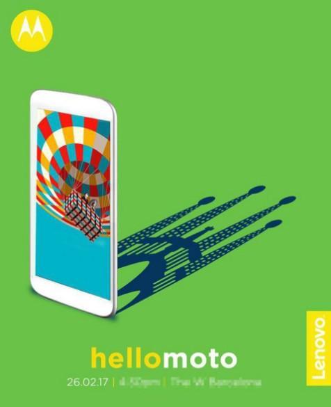联想下月发Moto新机 骁龙625+5.5寸屏