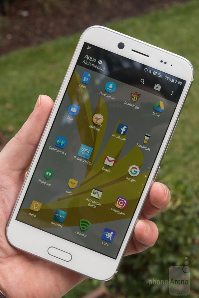 HTC Bolt体验:看起来很美好但实际不太值的旗舰