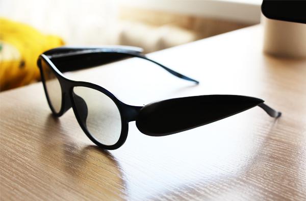 【潮向·做潮人】换副眼镜 一眨眼就能偷拍心仪的姑娘