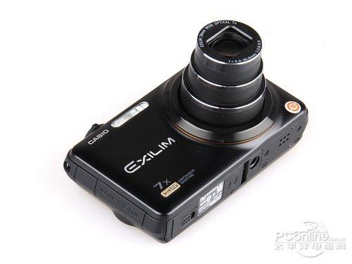最强广角摄影 卡片机卡西欧ZR15评测