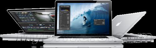 苹果将更新MacBook Pro 配Ivy Bridge