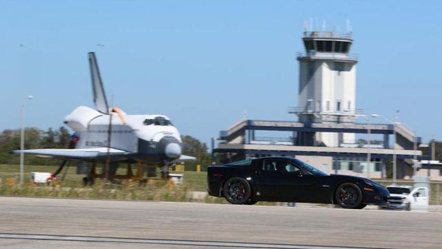 电动汽车刷新极速纪录 最高时速赶上飞机起飞了