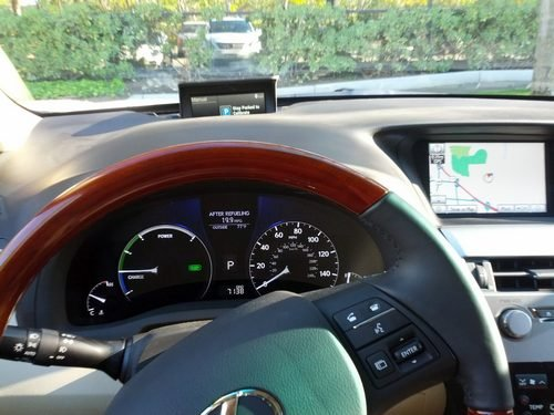 独家:Google无人驾驶汽车初体验(组图)