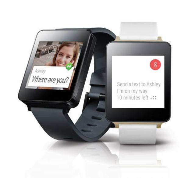 LG G Watch智能手表全球上市 暂不含中国