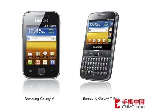 三星即将推出四款GALAXY系列智能手机
