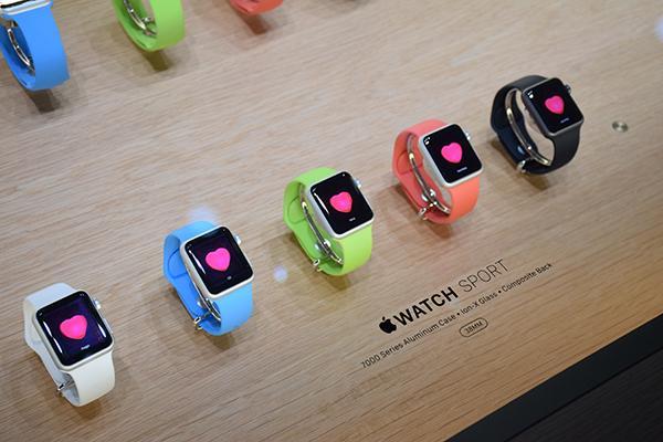 iPhone 6发布现场观感 苹果生态链更完善