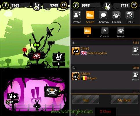 WP游戏兔子帝国 与兔子一同踏上冒险之旅