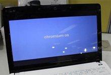 成功登陆Chromuim OS桌面