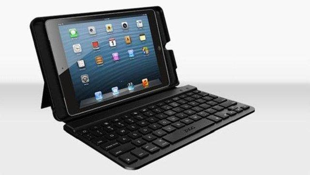 Zagg发布iPad mini专用蓝牙键盘保护套