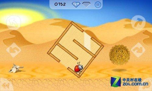 ...游戏的大多数时间里kribl都在摆弄它的盒子但是一旦离开盒子