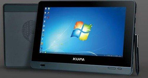 Win7系统平板电脑KUPAX11兼容Win8